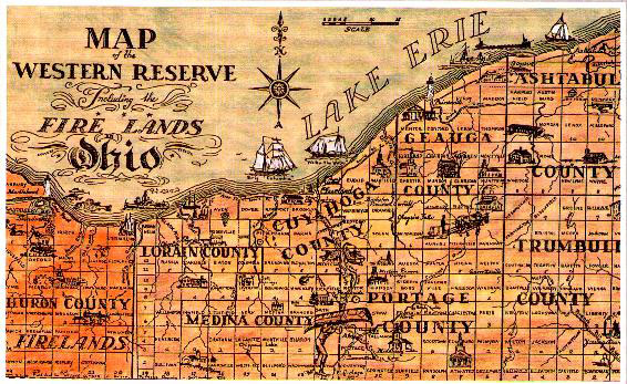 Future Conferences SHEAR - Printable us map of western reserve