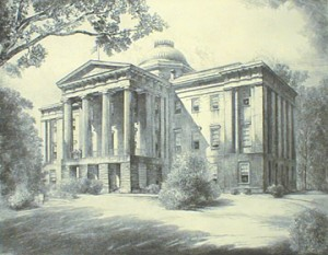 Old State Capitol, Raleigh
