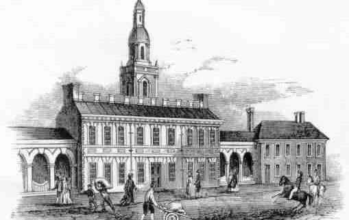 Independence Hall, Philadelphia